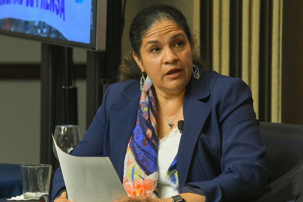 Panel discussion of press freedom challenges in Nicaragua