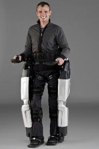 Robotic exoskeleton (Rex Bionics)