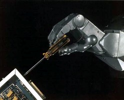 Robotic hand (NASA)