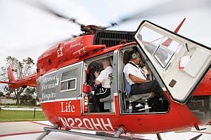 Medevac helicopter (FEMA.gov)