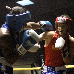Boxing match (Army.mil)