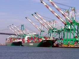Container ships (NIEHS/NIH)