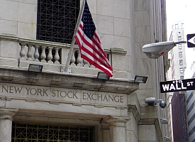 New York Stock Exchange entrance (A. Kotok)