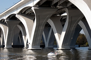Woodrow Wilson Bridge (A. Kotok)