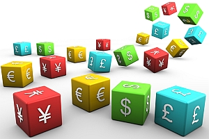 Currency dice (MD4 Group/Flickr)