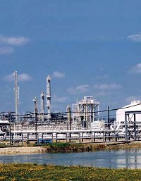 Freeport, Texas plant (Dow Chemical Co.)