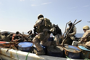 Anti-piracy operation in the Gulf of Aden (DoDLive.mil)