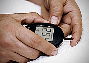 Diabetes test (HHS.gov)