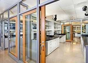 Shared lab facilities at Janssen Labs (Janssen Research & Development)