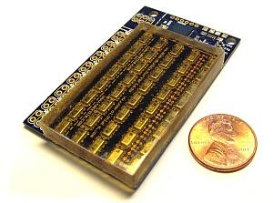 TakkTile sensor array (Leif Jentoft, Harvard University)