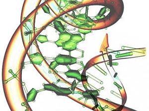 Genomics illustration