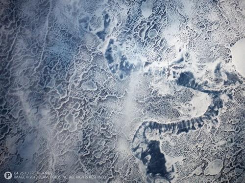 Dove 2 satellite image