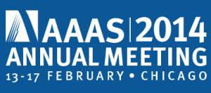 AAAS 2014 meeting logo