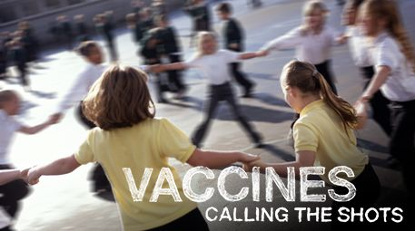 Vaccines -- Calling the Shots logo