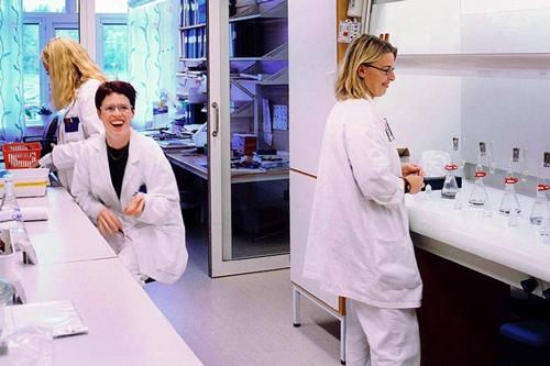 AstraZeneca laboratory