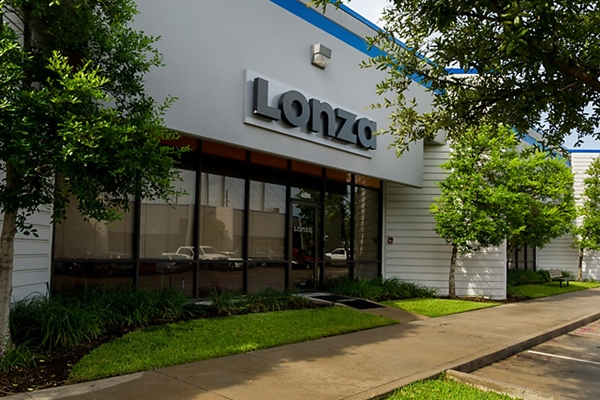 Lonza Houston facility