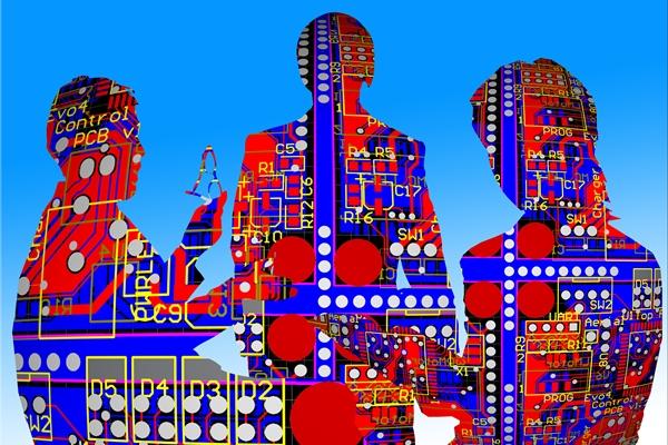 Personal data illustration