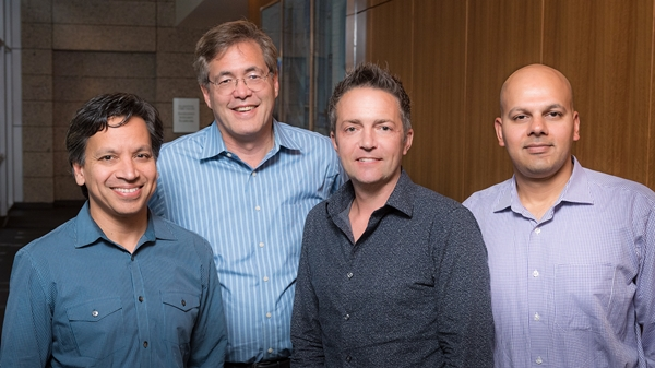 Tenaya Therapeutics' founders