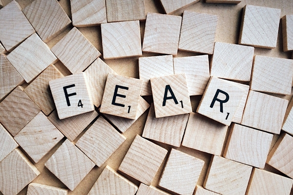 Fear in scrabble