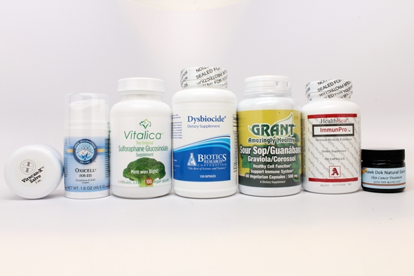 Cancer fraud products