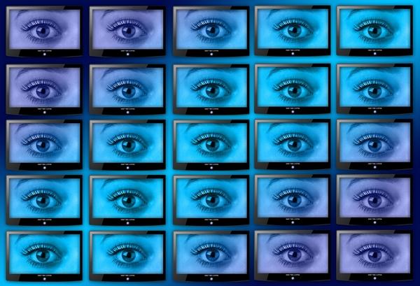 Monitor eyes