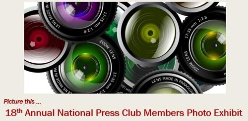 National Press Club photo exhibit