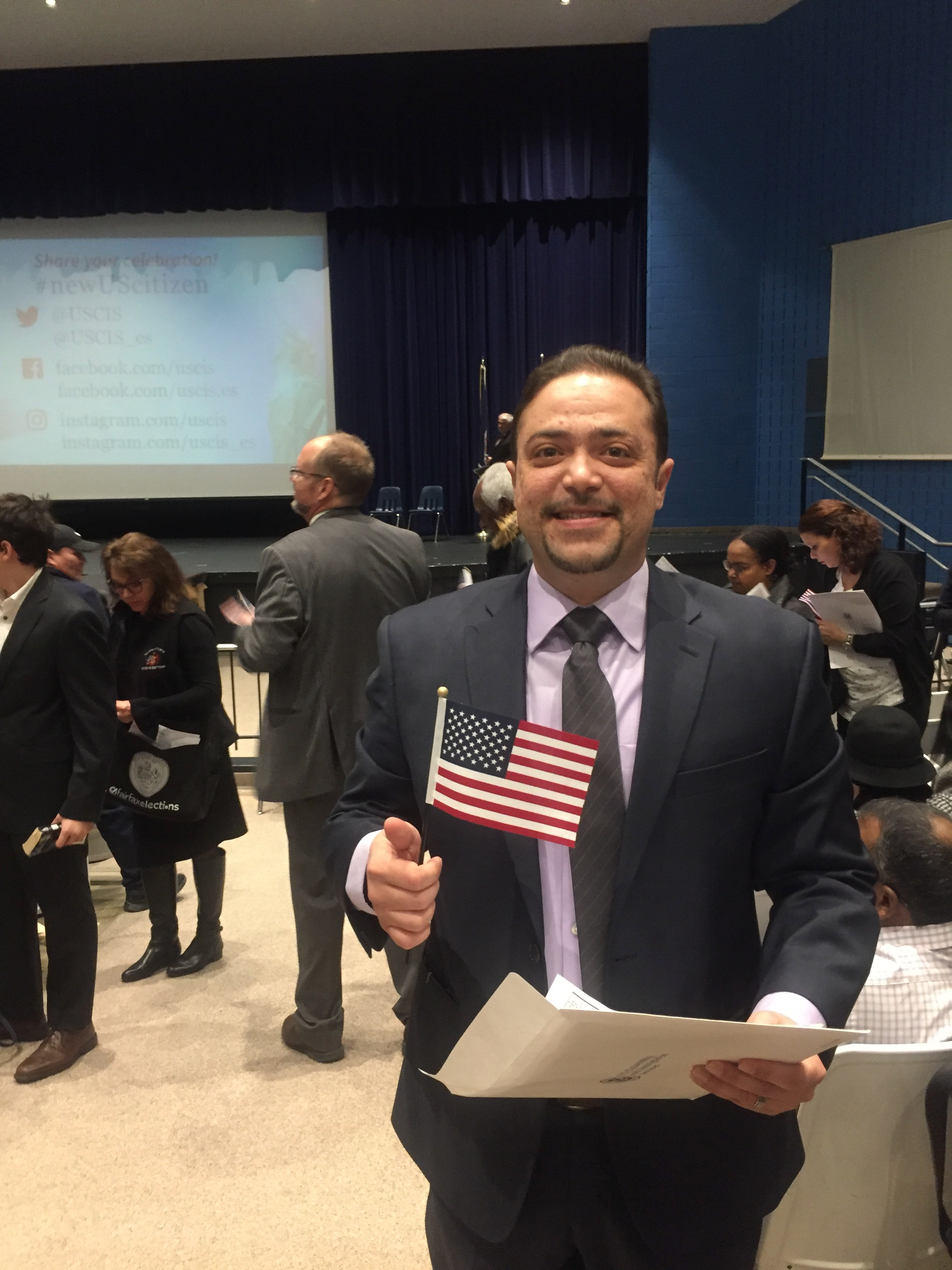 Naturalized citizen