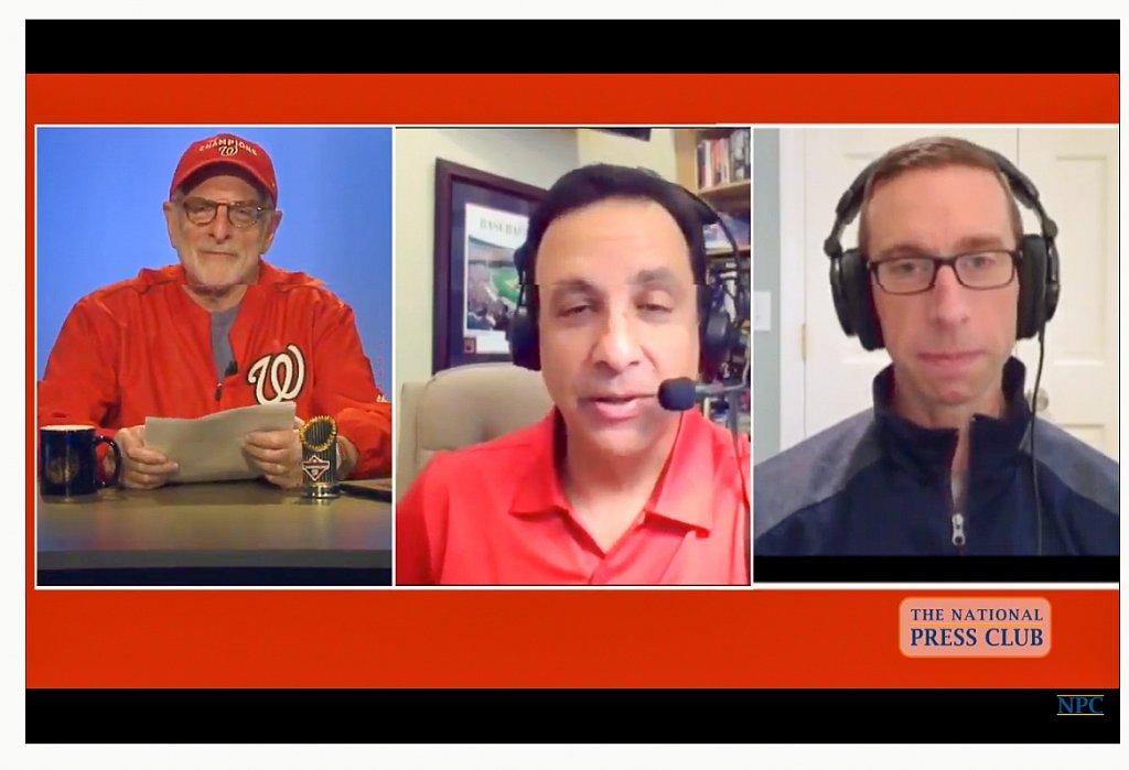 Washington Nationals broadcasters