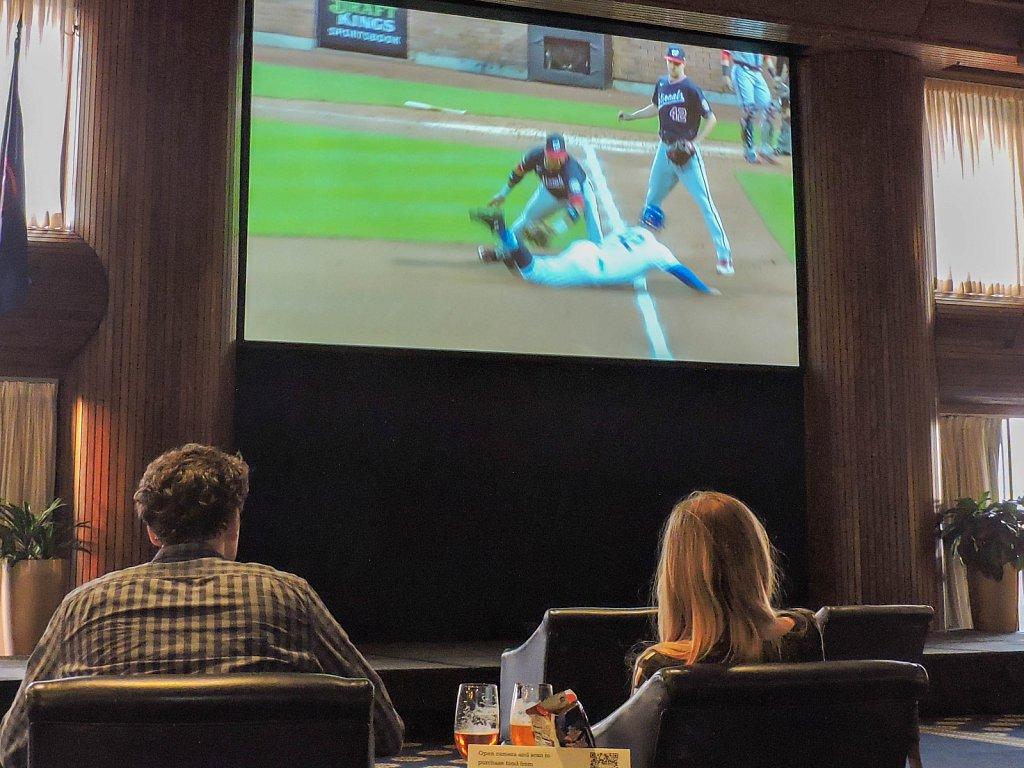 Nationals - Mets game watch