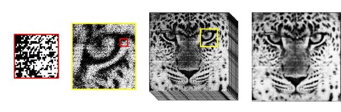 Quanta image sensor example